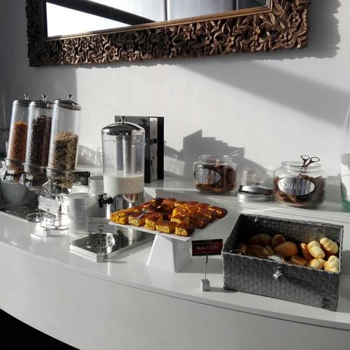 Desayuno Apartamentos Oceano Atlântico